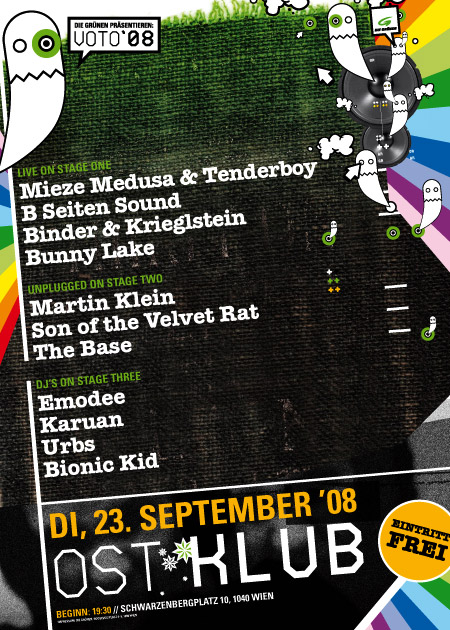 OST-CLUB Flyer
